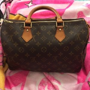 Handbags - Louis Vuitton Speedy 30